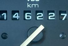 Stočený tachometr omlazuje vozidlo